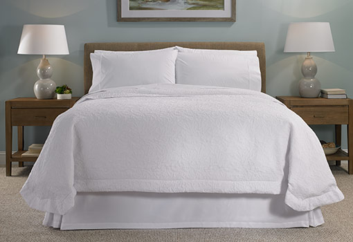 What Type Of Bed Sheets Do Hotels Use
