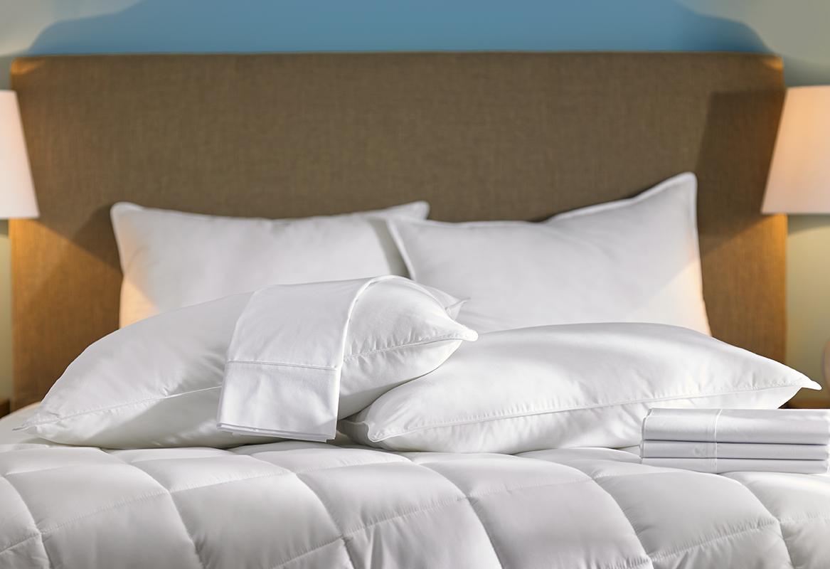 Pillows Shop Hampton Inn Hotels